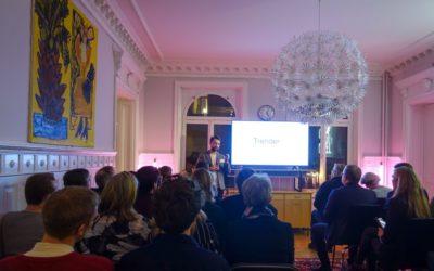 Trendseminarium 2019 med Stefan Nilsson