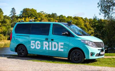 5G Ride –Framtidens kollektivtrafik