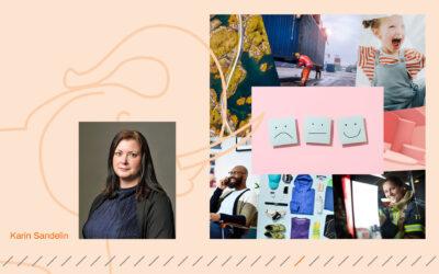 Gästblogg: Karin Sandelin – Varumärket och verkligheten